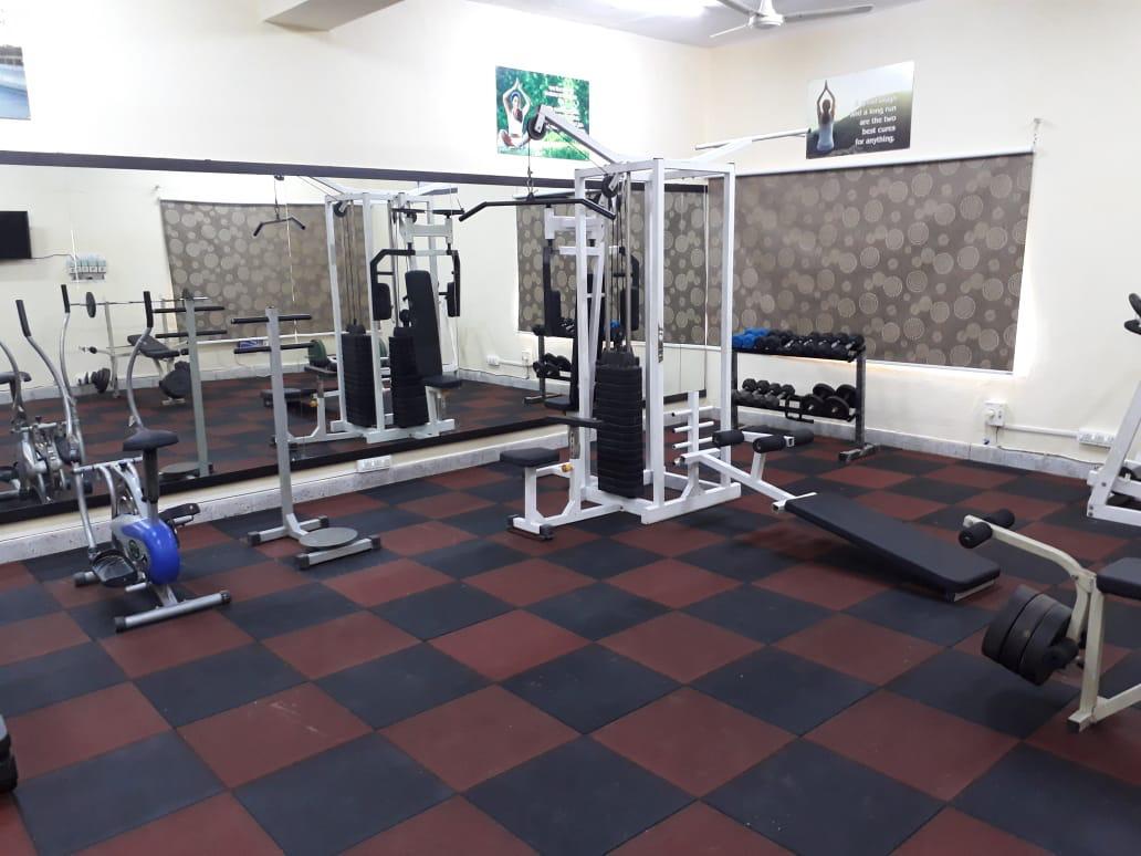 RICEM Gym
