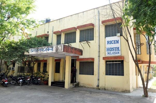 RICEM Hostel Nilayam